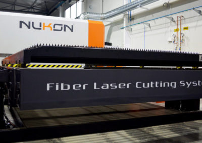 Frigovent FIBER LASER CUTTING MACHINE NUKON NF PRO Belgrade